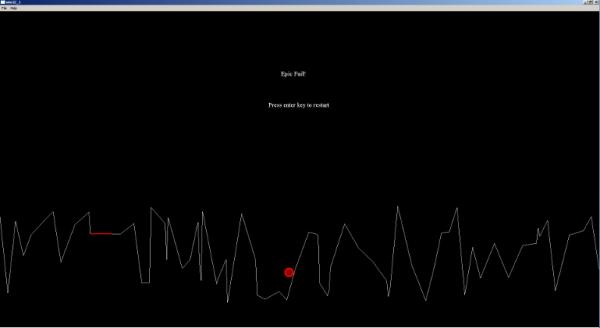 Lunar Lander - OpenGL C++ | { Ciarán McCann }
