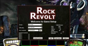 Guitar Hero Clone - C# .NET