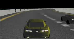 Racing Game - C++ PhysX